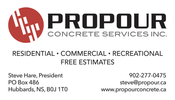 PROPOUR Concrete Services Inc
