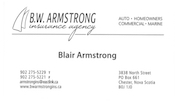 B.W. Armstrong Insurance Agency